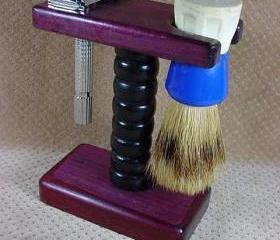 Shaving Brush and Razor Stand S2/16.1