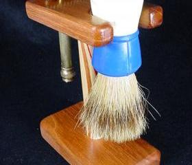 SHAVING BRUSH AND RAZOR STAND S1/4.5